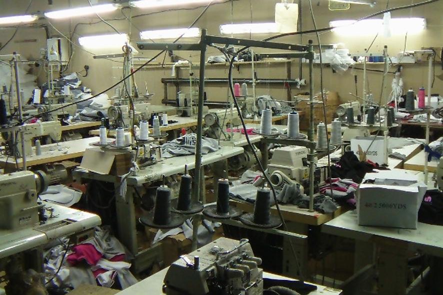 Фабрики По Пошиву Одежды